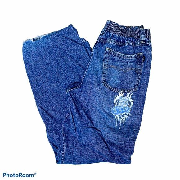 Vintage 90s Jeans Colours Y2K